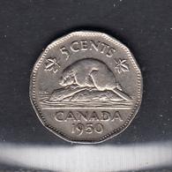 Canada 1950 Nickel - Canada