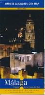 Spanien Malaga Stadtplan Und Bilder Von Sehenswürdigkeiten - Reiseprospekte