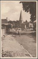 St Mary's Church, Almondsbury, Gloucestershire, C.1955 - Frith's Postcard - England