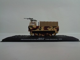 Véhicule M548A1- 11th Armored Cavalry Régiment-   Fulda ( Germany ) 1979   1/72- Neuf - Altaya - Voitures, Camions, Bus