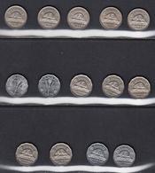 Canada Nickel Selection, 1937-52, See Notes - Canada