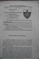 Jean Onckelin, Onzième Abbé D'Aulne, Marie-Barbe Demaret, Accusée De Magie, Trazegnies, Marcinelle, Thuin+Salzinnes - Archéologie