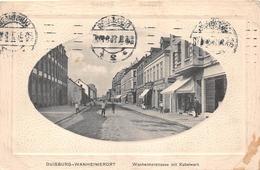 ¤¤   -   ALLEMAGNE   -  DUISBOURG-WANHEIMERORT   -  Wanheimerstrasse Mit Kabelwerk   -  ¤¤ - Duisburg
