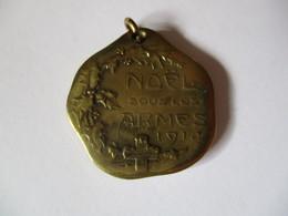 Suisse: Noël Sous Les Armes 1914 - Jetons & Médailles