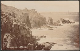 North Side, The Land's End, Cornwall, C.1925 - RP Postcard - Land's End