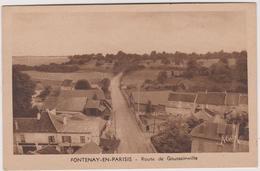 95  Fontenay En Parisis Route De Goussainville - France