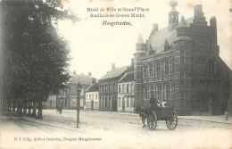 Hoogstraeten : Hôtel De Ville Et Grand'Place - Hoogstraten