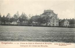 Hoogstraeten : Prison Du Dépôt De Mendicité à Merxplas - Hoogstraten