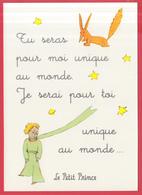 CPM- Le PETIT PRINCE De SAINT-EXUPÉRY - SUP**2 SCANS - Livres