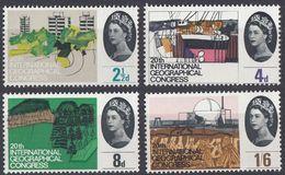 UK - REGNO UNITO - 1964 - Serie Completa Di 4 Valori Nuovi MNH Yvert 387/390. - 1952-.... (Elizabeth II)