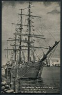 1933 USA Admiral Byd's Polar Ship, 'The City Of New York' Chicago World's Fair Postcard. Antarctic Explorer - Exhibitions