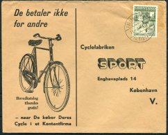 Greenland Cyclefabrikn Sport Cover - Denmark. Cycle Bike - Greenland