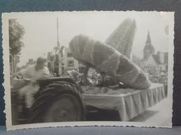 Brunoy Fêtes Le 14 Juin 1964 Char Le Mexique - Lieux