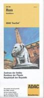 Italien Rom Städteführer 2003 Karte Und Erläuterungen ADAC - Rome