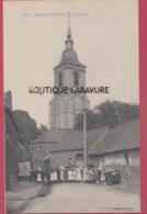62 - HAILLICOURT----L'Eglise--Tres Animé-- - France