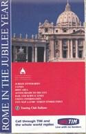 Italien Rom Stadtplan 2000 (italienisch + Englisch) - Rom
