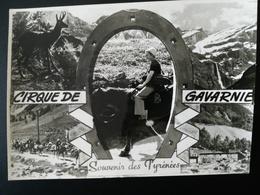 45 PHOTOS ORIGINALES EN COULEURS À BORDS BLANCS DES PAYSAGES DE FRANCE  + 2 PHOTOS EN NOIR-BLANC DU CIRQUE DE GAVARNIE - Luoghi