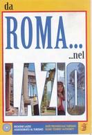 Italien Rom Lazio Stadtplan 1997 (deutsch) Hrsg.: Provinzfremdenverkehrsamt Rom - Rome