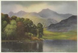 Postcard - Blea Tarn And Langdale Pikes - Card No.c39 - Unused Very Good - Unclassified