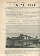 Drague Marine Porteuse Venezia (une Photographie) - Livres, BD, Revues