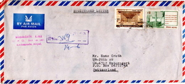 Postal History Cover: Nepal Cover With Tourism Stamps - Other