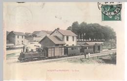 Nogent En Bassigny - La Gare - Nogent-en-Bassigny