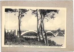 BREST Et Ses Environs - 29 - Le Pont De PLOUGASTEL Chef D'oeuvre De Construction Moderne - DELC4 - - Brest