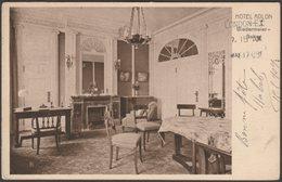 Biedermeier-Salon, Hotel Adlon, Mitte, Berlin, 1909 - Kullrich AK - Mitte