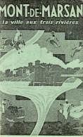 CARTE QSL - RADIO AMATEUR - MONT DE MARSAN 40012 - 1980 - Radio Amateur