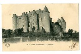 CPA 37 Indre Et Loire Luynes Le Château - Luynes