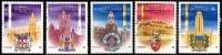 Canada (Scott No.1973-77 - Universités / Universities) (o) Série / Set - 1952-.... Règne D'Elizabeth II