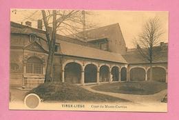 C.P. Liége  = Vieux  Liège : Cour  Du  Musée Curtius - Luik
