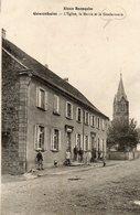 CPA - GEWENHEIM (68) - Aspect De La Gendarmerie En 1919 - France