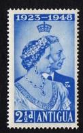 Antigua. 1949 Royal Wedding Silver Anniversary. SG 112. MH - 1858-1960 Kronenkolonie