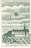 CPA 37 Indre Et Loire Château Du Plessis-les-Tours En 1699 - France