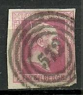 Preußen, Nr. 6a, M€ 45, Gestempelt - Preussen