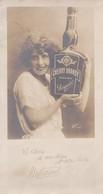 Photo Ancienne  Mistinguette Photo Publicitaire Pour Cherry Brandy Photo Walery - Célébrités