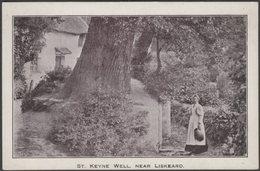 St Keyne Well, Near Liskeard, Cornwall, C.1905 - U/B Postcard - England
