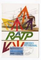 Metro Regional RATP - CPM - Métro