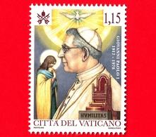 Nuovo - MNH - VATICANO - 2018 - 40 Anni Della Morte Di Giovanni Paolo I  - 1.15 - Unused Stamps