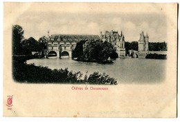 CPA 37 Indre Et Loire Château De Chenonceaux - Chenonceaux