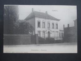 CP BELGIQUE (M1818) CONTICH KONTICH (2 VUES) Presbytère Pastorij - Kontich