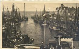 AK Neuharlingersiel, Hafen 1934 - Otros