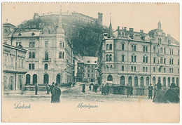 LAIBACH - SPITALGASSE - Slovenia
