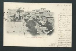 Tunisie - Avenue De France - Xf05 - Tunesien