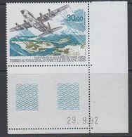 Taaf 1993 Inauguration De La Piste De Terre Adelie 1v  (corner, Printing Date) ** Mnh (40893J) - Franse Zuidelijke En Antarctische Gebieden (TAAF)