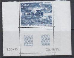 TAAF 1996 Raid Dome 1v (corner, Printing Date) ** Mnh (40893N) - Franse Zuidelijke En Antarctische Gebieden (TAAF)