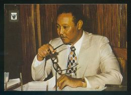 Sudán. *Gaafar M. Nimeiri - President Of Democratic Republic Of The Sudan* Nilo Distr. Nº 2B. Nueva. - Sudán