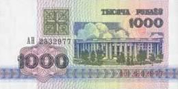 BELARUS - 1 000 RUBLE - 1992 - UNC - Belarus