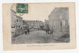 SAINT POIX - ROUTE DE LAUBRIERES - 53 - France